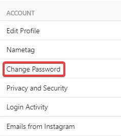 How to login to Instagram through Facebook - Tech Spying