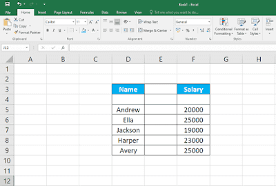 How To Link Cells in Excel Same Worksheet - Tech Spying