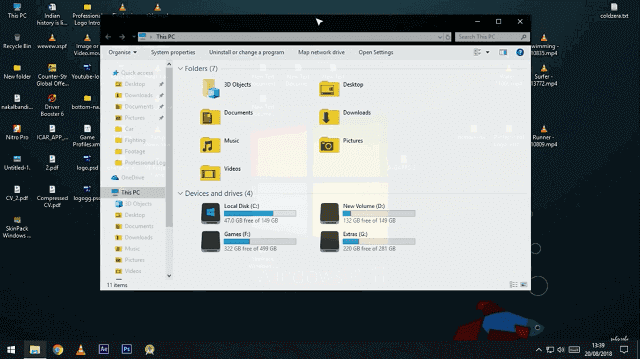 10 Best Windows 10 Themes Free Download in 2020 - Tech Spying