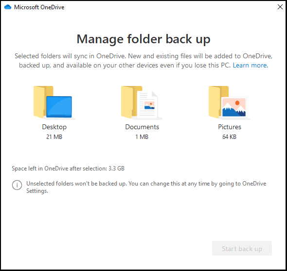 how do I stop documents being saved to OneDrive