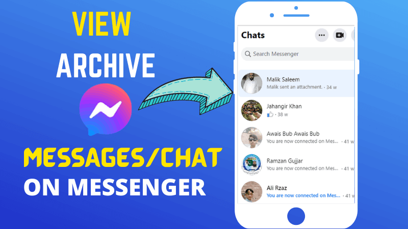 how-to-retrieve-archived-messages-on-facebook-messenger-app