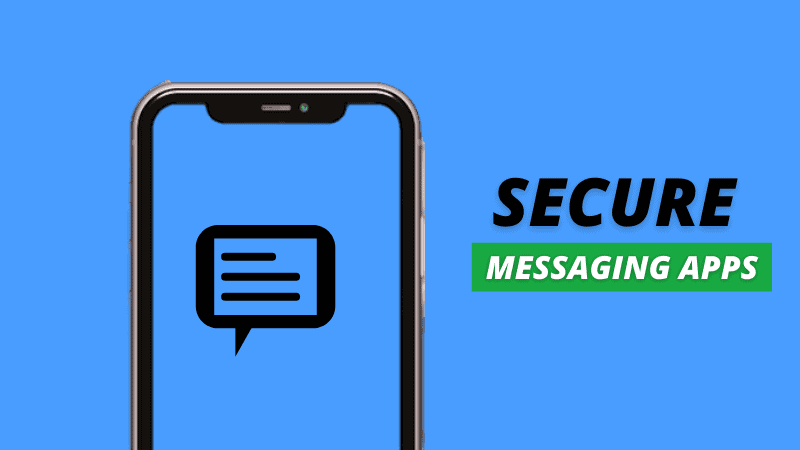secret messaging apps for android