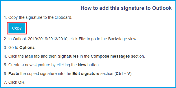 How to add Signatures in Gmail