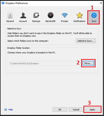 how to add dropbox to file explorer